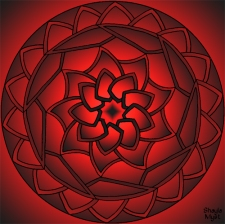 Root chakra Photo by Shayla M under CC license