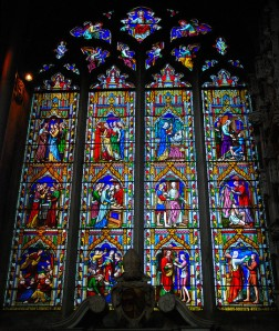 Ely Cathedral's Window Photo shared under CC license